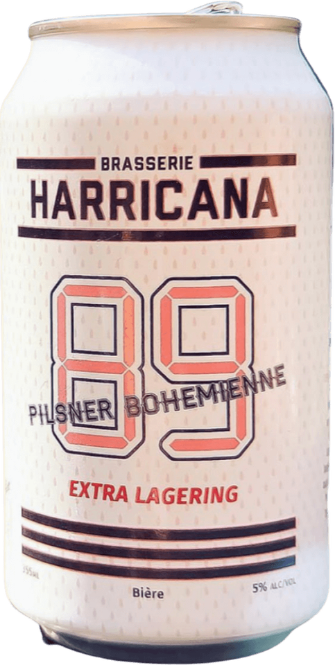 89 by Brasserie Harricana