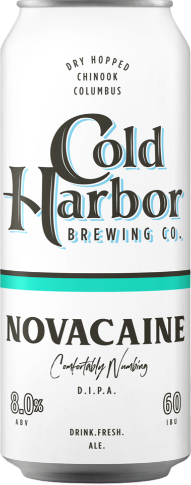 Novacaine by Cold Harbor Brewing Co