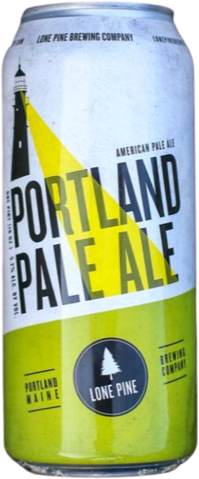 Portland Pale Ale by Lone Pine Brewing Co.