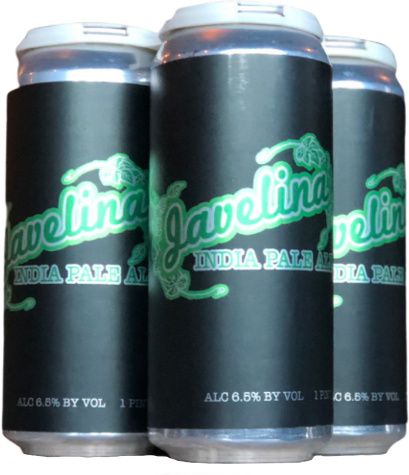 Javelina IPA by Rockingham Brewing Co